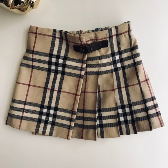 7e1f1b2e0b09 Burberry Other - Burberry Baby Girls Skirts Size 2
